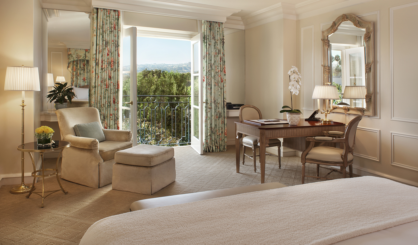Relax in luxury in one of the beautiful guestrooms