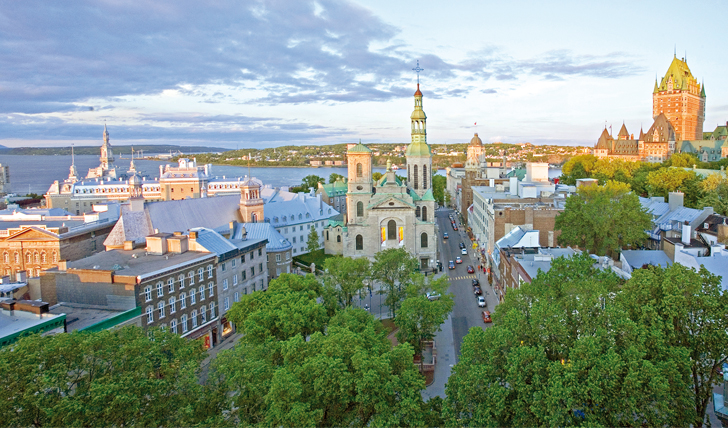Quebec City | Montreal, Canada | Canada luxury holiday