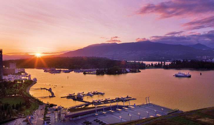 Soak up the beauty in Vancouver, Canada
