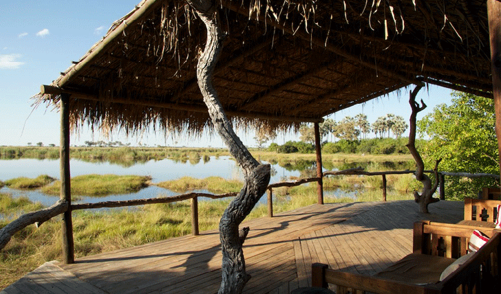 View-from-Selinda-Camp Botswana