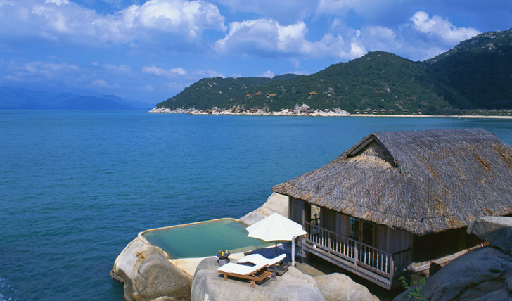 Water Villa, Six Senses Ninh Van Bay