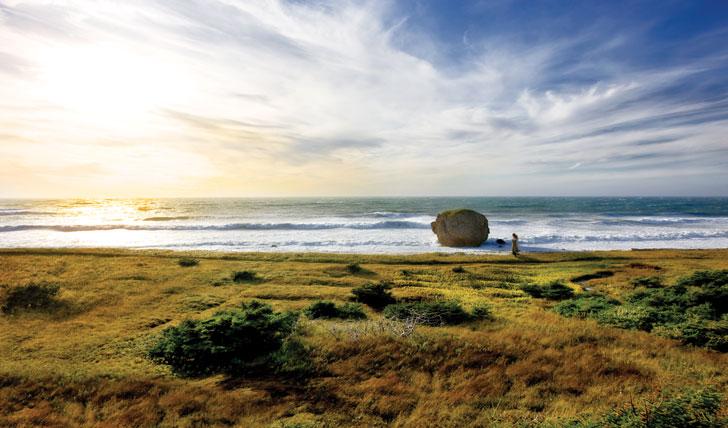 Explore the stunning maritime coastline
