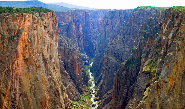 Traverse the majestic canyons of Colorado
