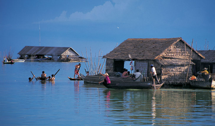 A guide to Cambodia