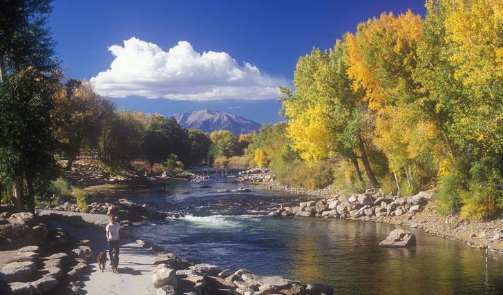Colorado in summer
