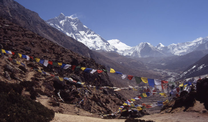 The region guide to Nepal