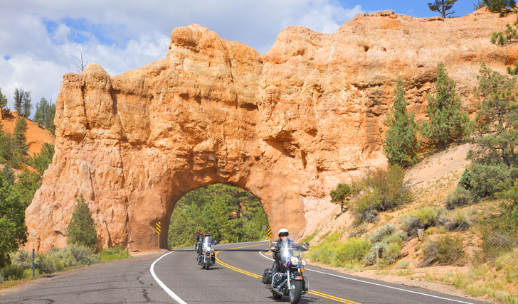 Colorado luxury driving holidays