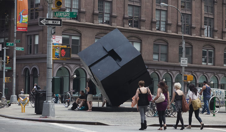 Astor Cube