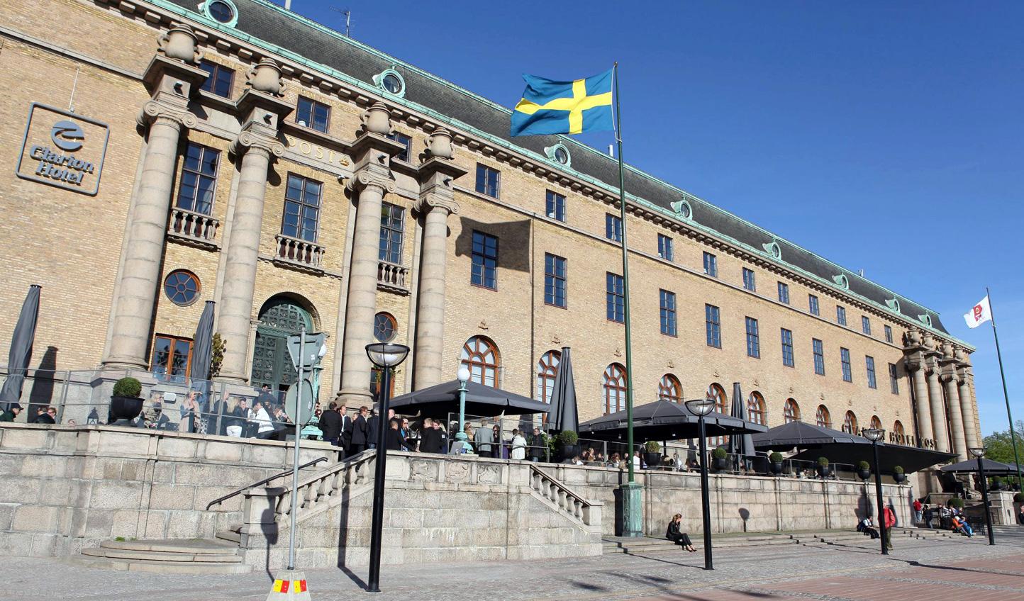 Say hello to Gothenburg