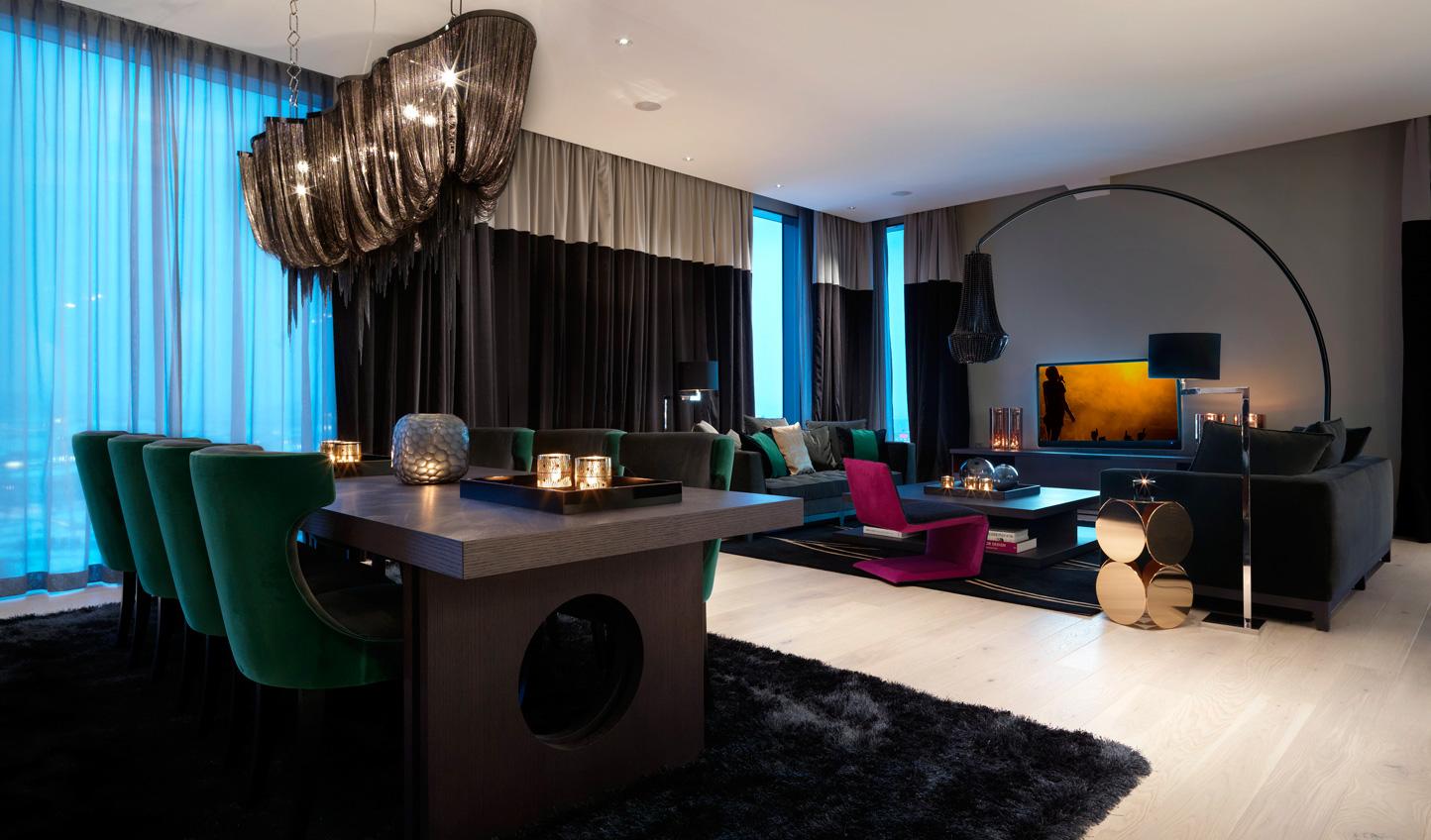 Rooftop Suite luxury