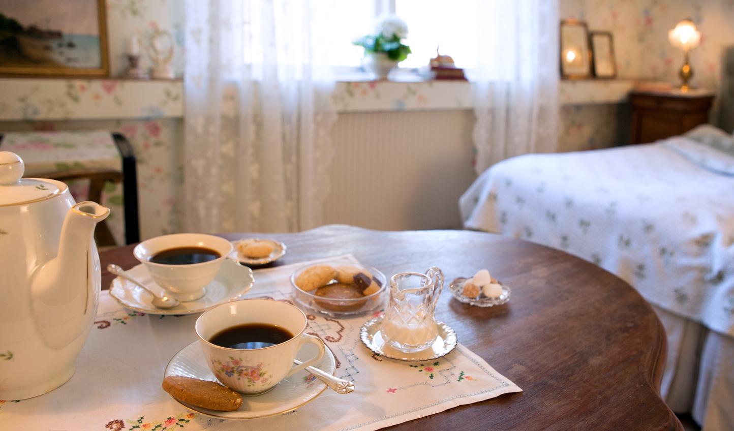 A spot of tea anyone?