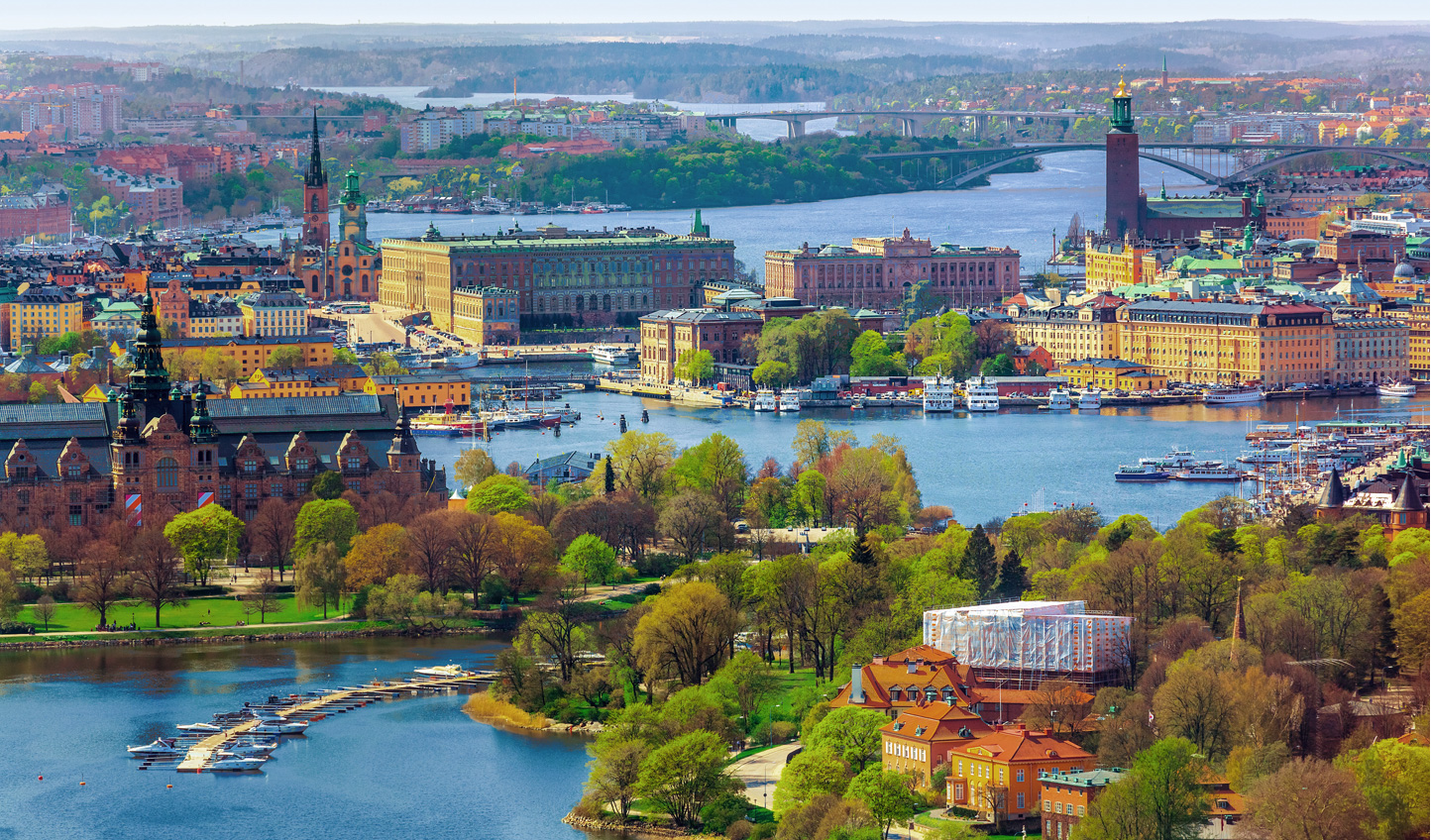 You are sure to fall in love with Scandinavia after this trip