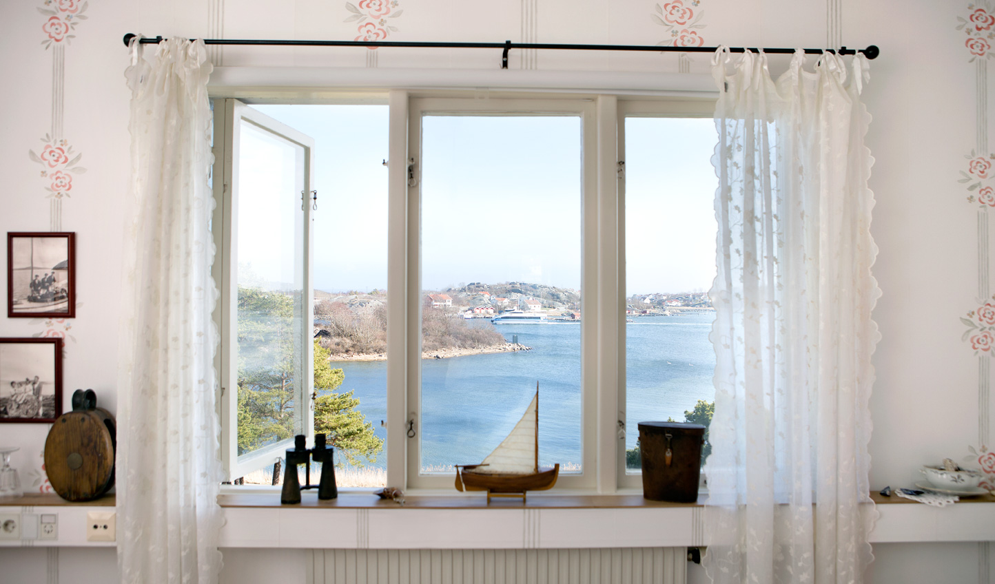 Lovely views from your room