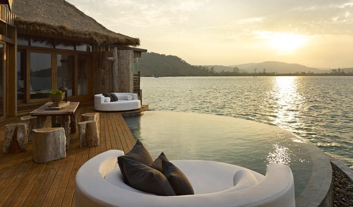 Luxury holidays in Cambodia