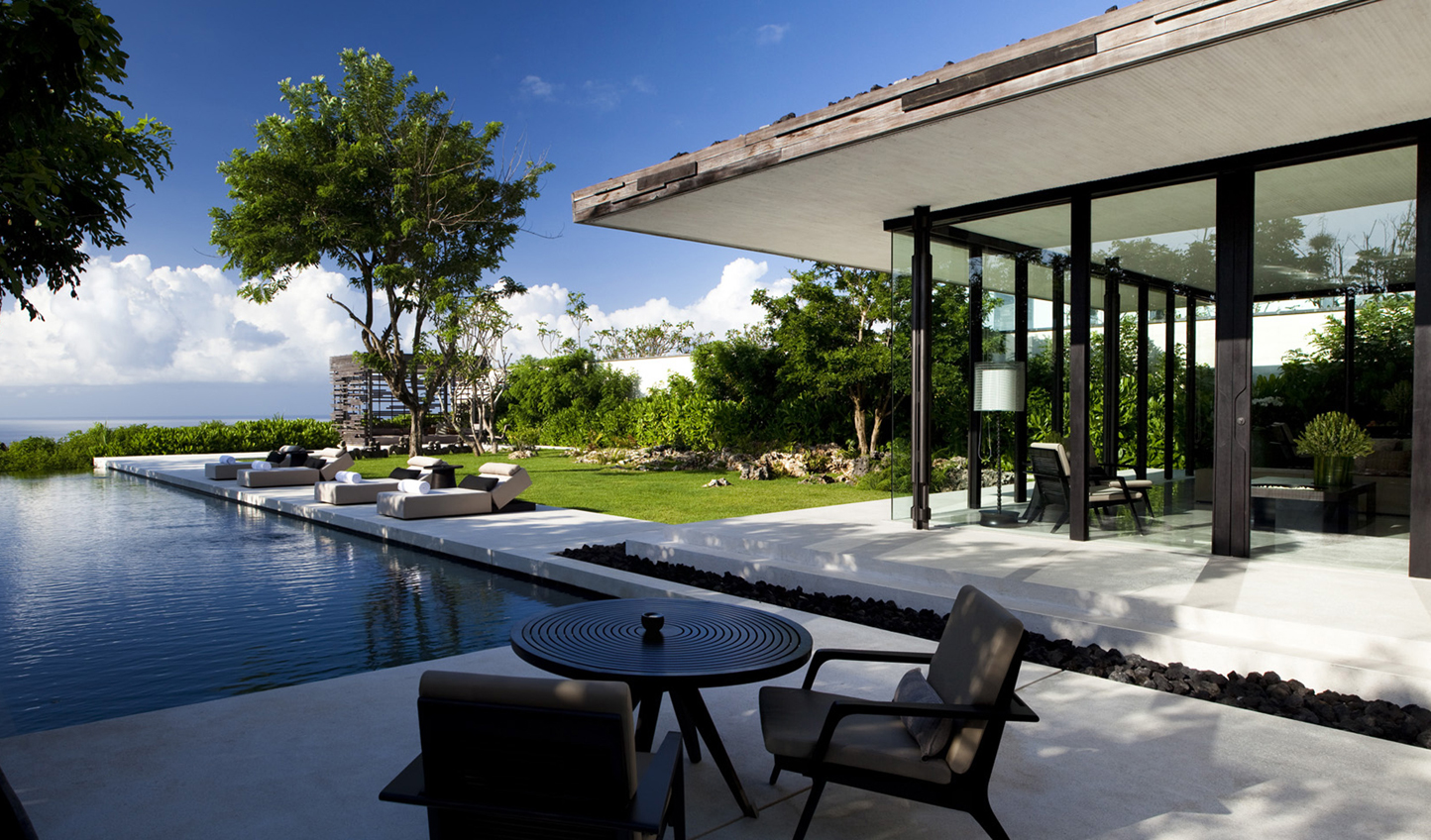 Pool side luxury in your private villa