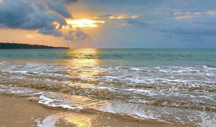 Enjoy another Bali sunset