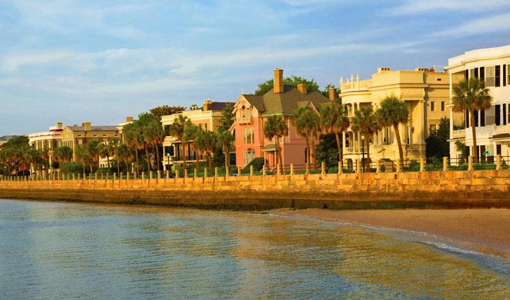 Charleston Battery | South Carolina luxury holiday