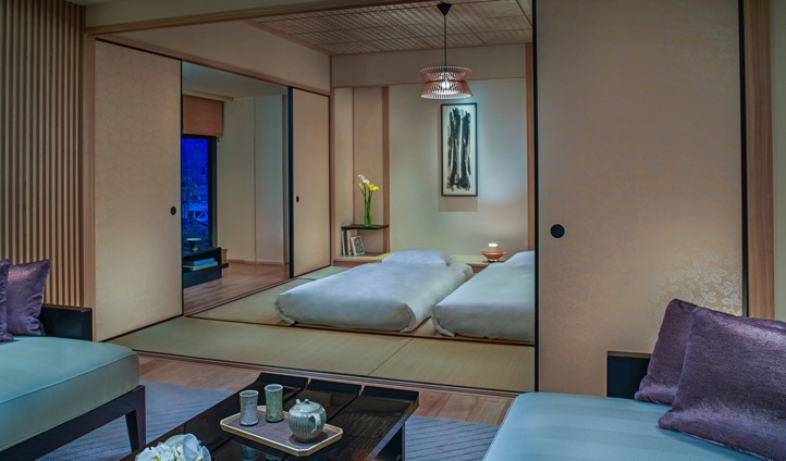 Your suite a The Ritz Carlton Kyoto