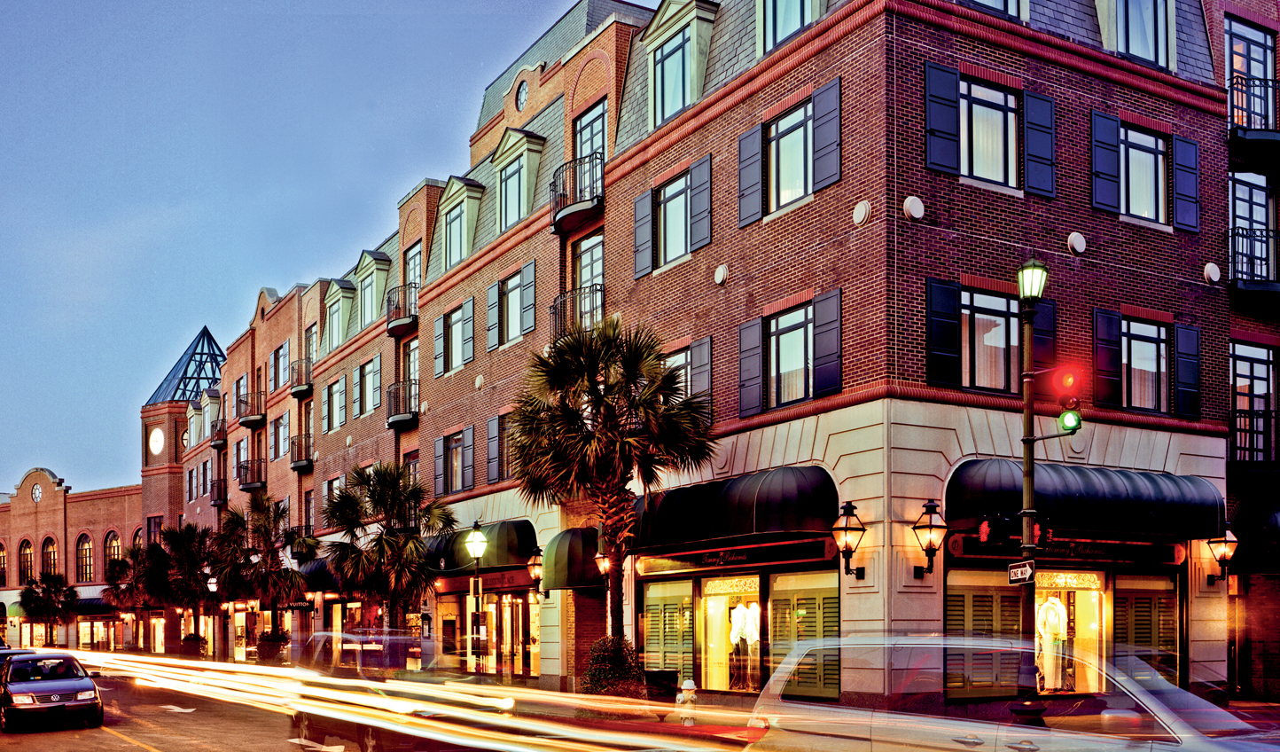For a luxury hotel in South Carolina, look no further than Charleston Place