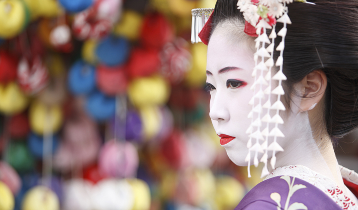 Learn about Geisha culture