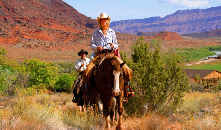 The great outdoors in Utah