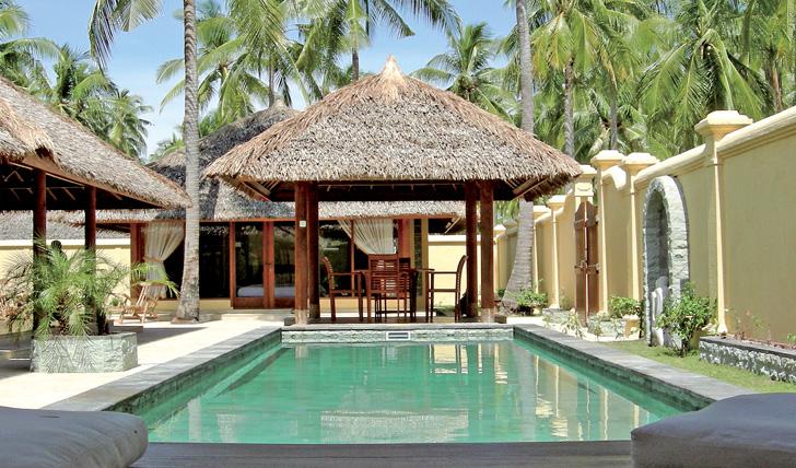 Kura Kura Indonesia private pool