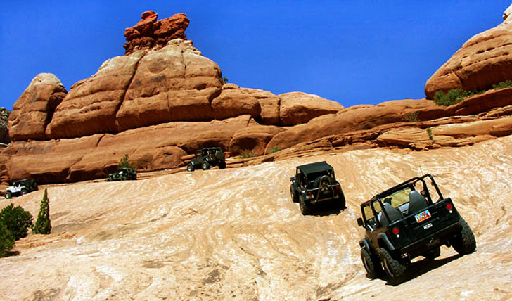 Jeep safari moab utah