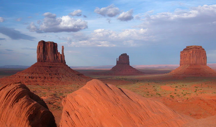 The iconic views of Utah's Monument Valley
