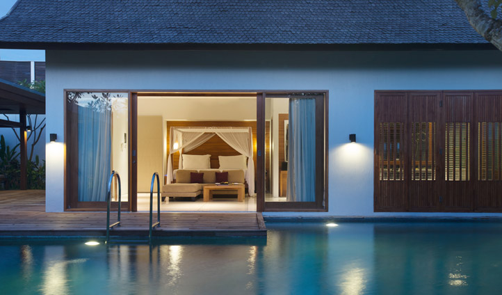 Luxury holidays in Bali