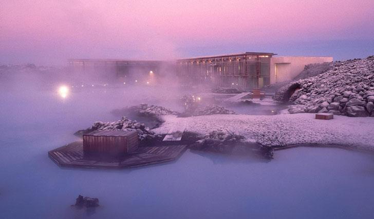 Iceland's iconic Blue Lagoon