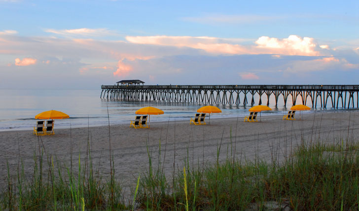 South Carolina holiday | Beach holiday