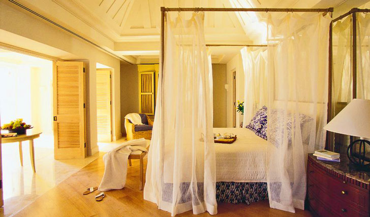 The Anassa hotel, Cyprus