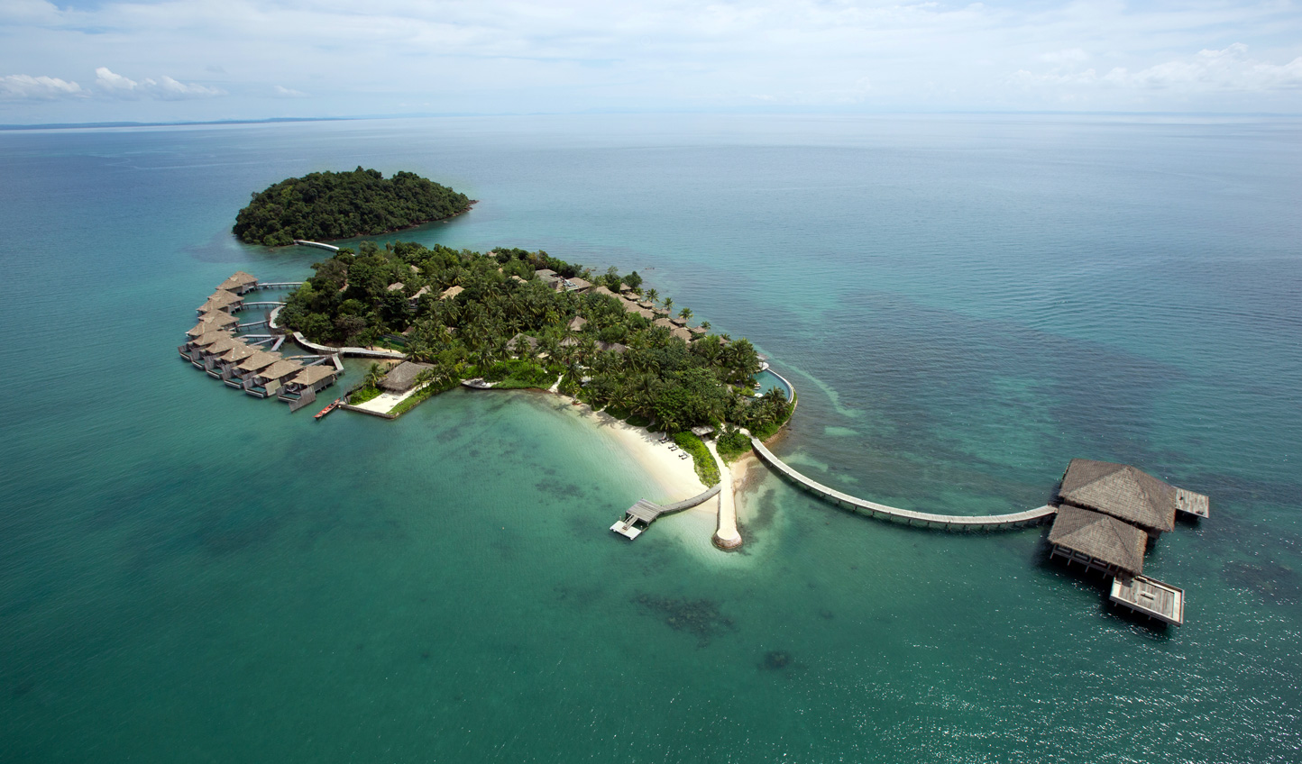 Your private island escape