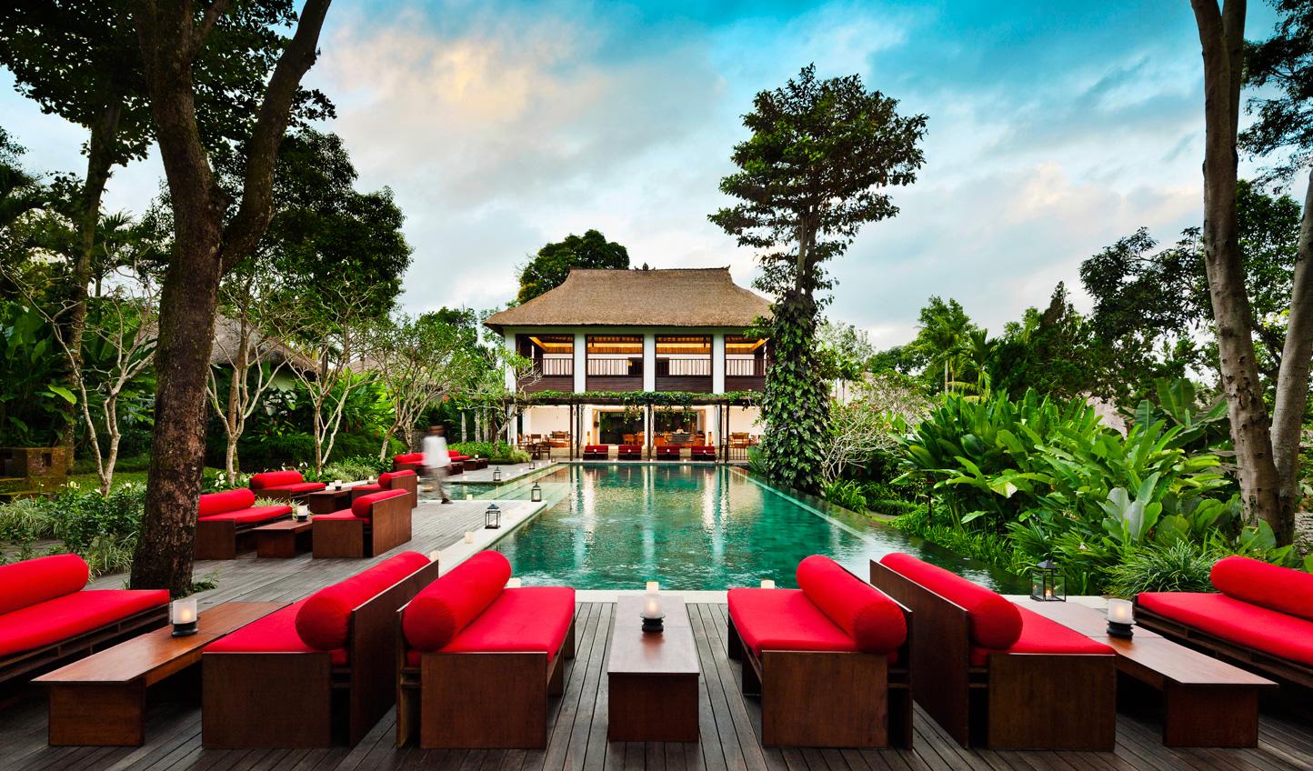 Chic and sophisticated, COMO Uma Ubud makes for a refined getaway