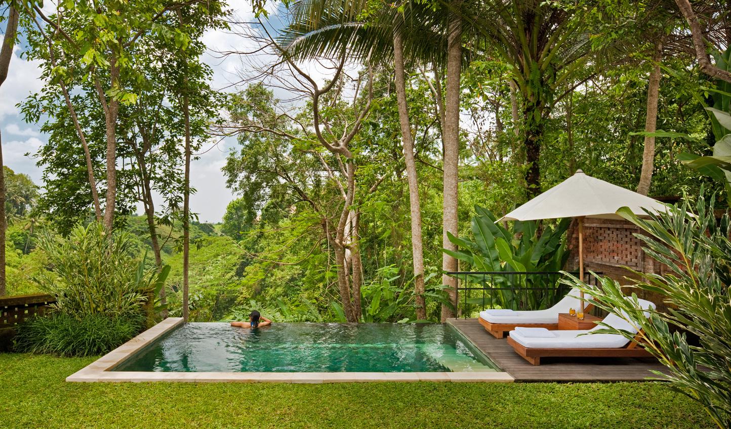 A tropical getaway in mystical Ubud