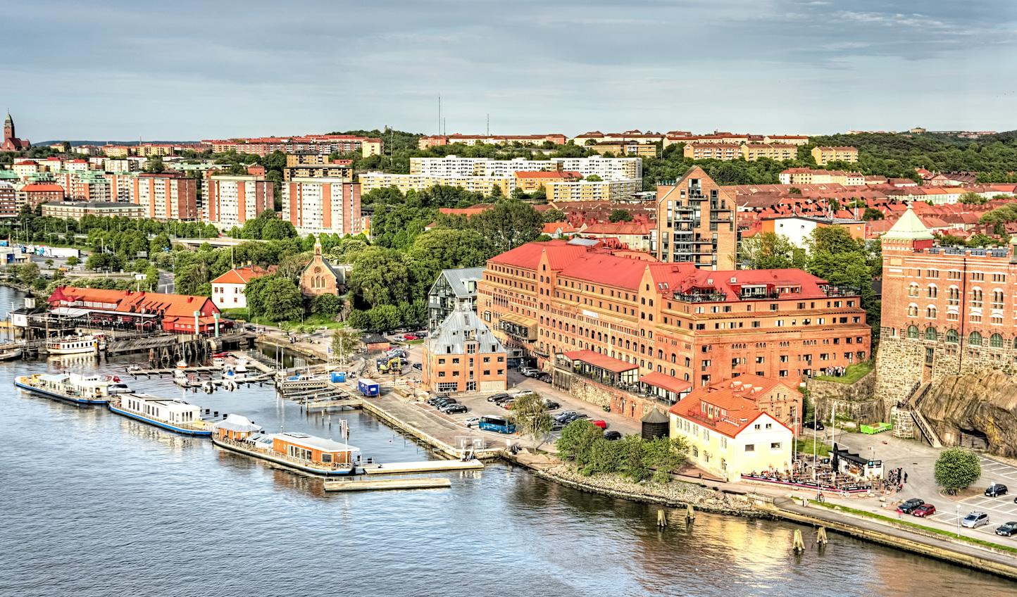 Move on to Gothenburg