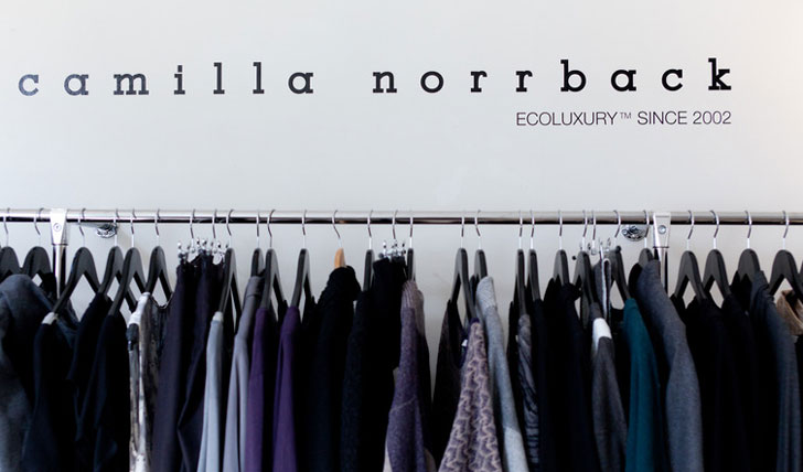 Exploring the stylish boutiques of Stockholm