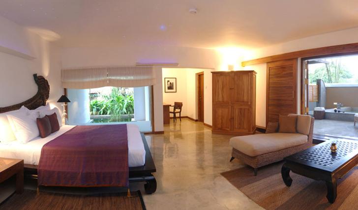 a spacious suite at Aditya, Sri Lanka