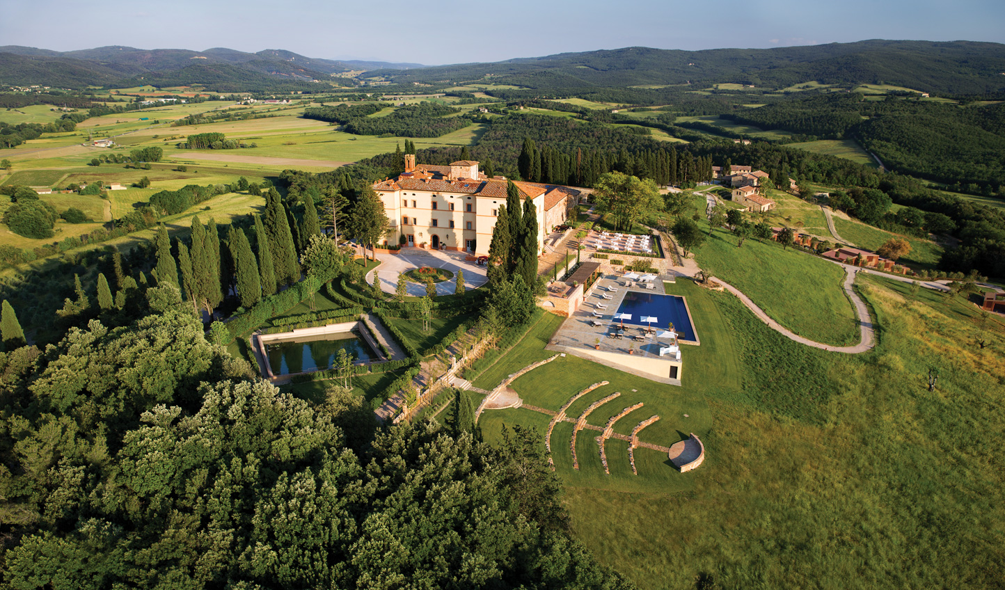Escape to the Tuscan countryside