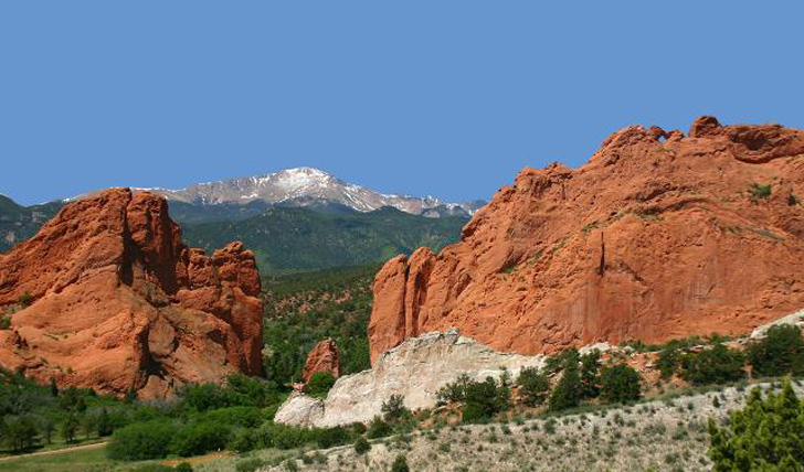 Relax in Colorado's Garden of Gods