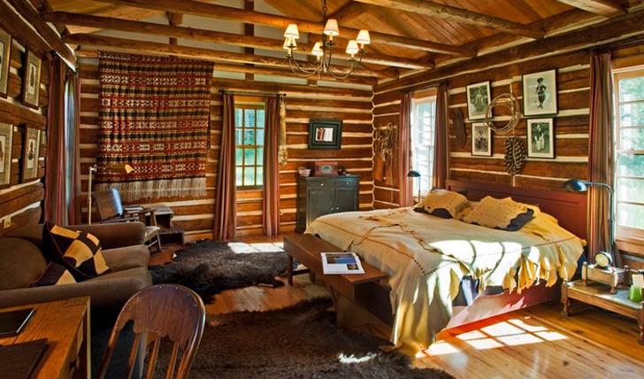 Dunton Hot Springs cabin, Colorado