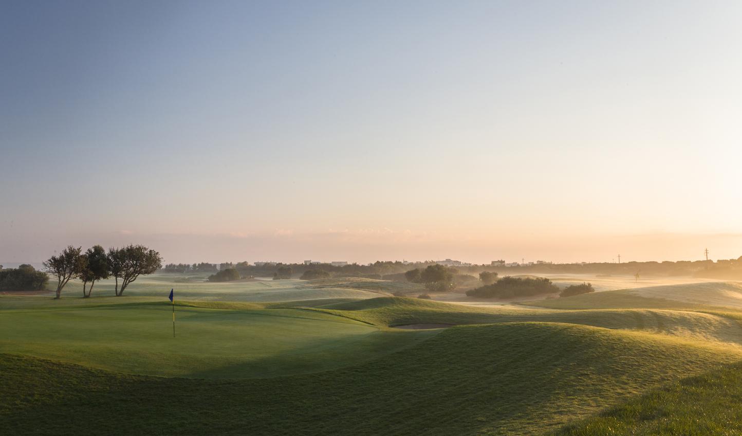 Tee off at San Domenico Golf Course