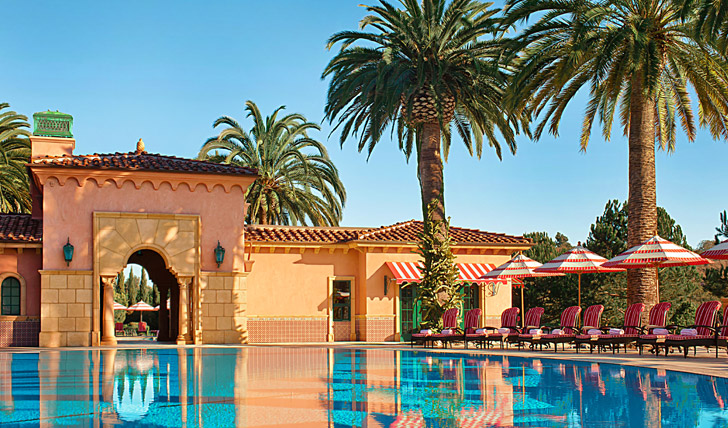 Pool at The Grand Del Mar, San diego