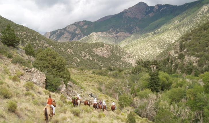 Saddle up at Zapata Ranch