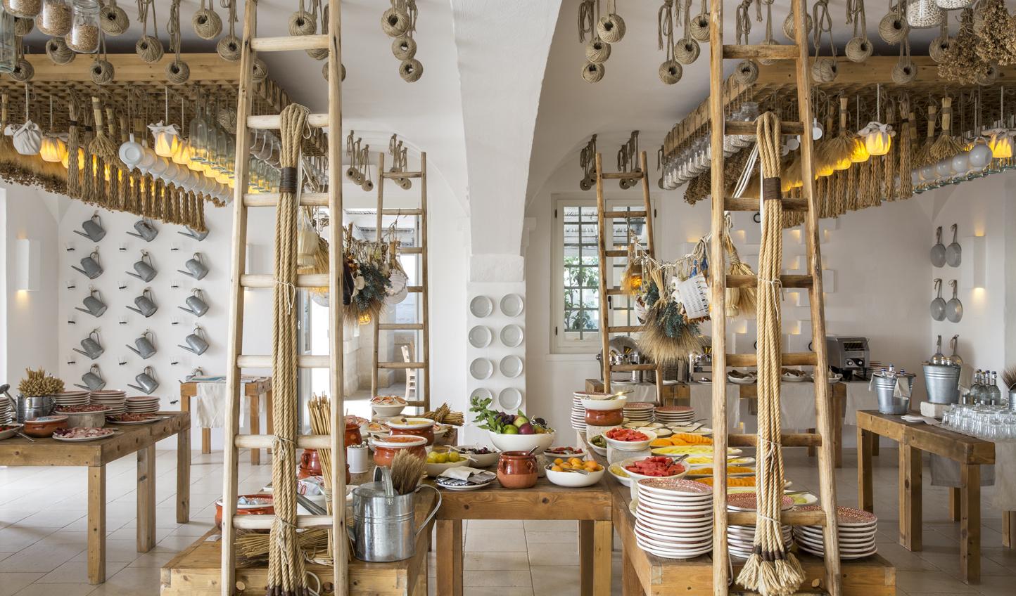 Enjoy an authentic Italian family meal at La Frasca