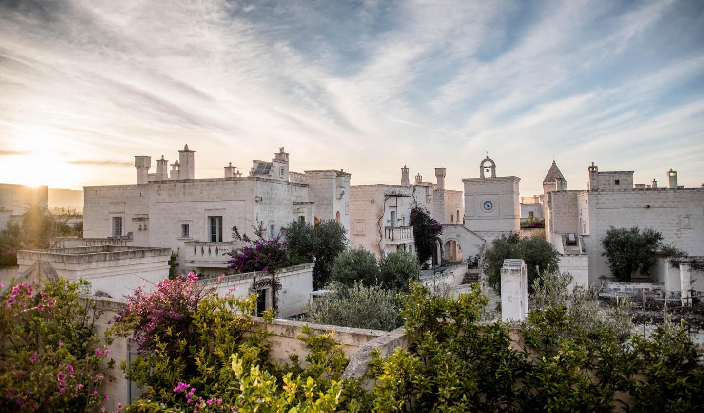 Puglia's most exclusive address
