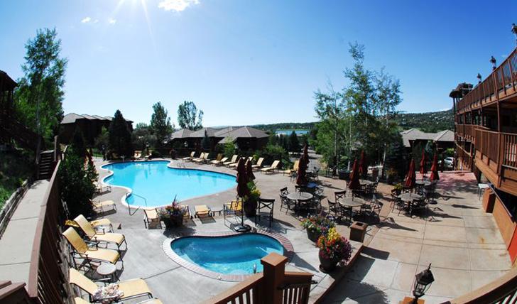 Take a dip to escape the Colorado sun
