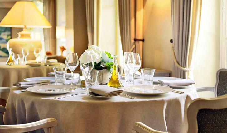 Enjoy fine French food & wine