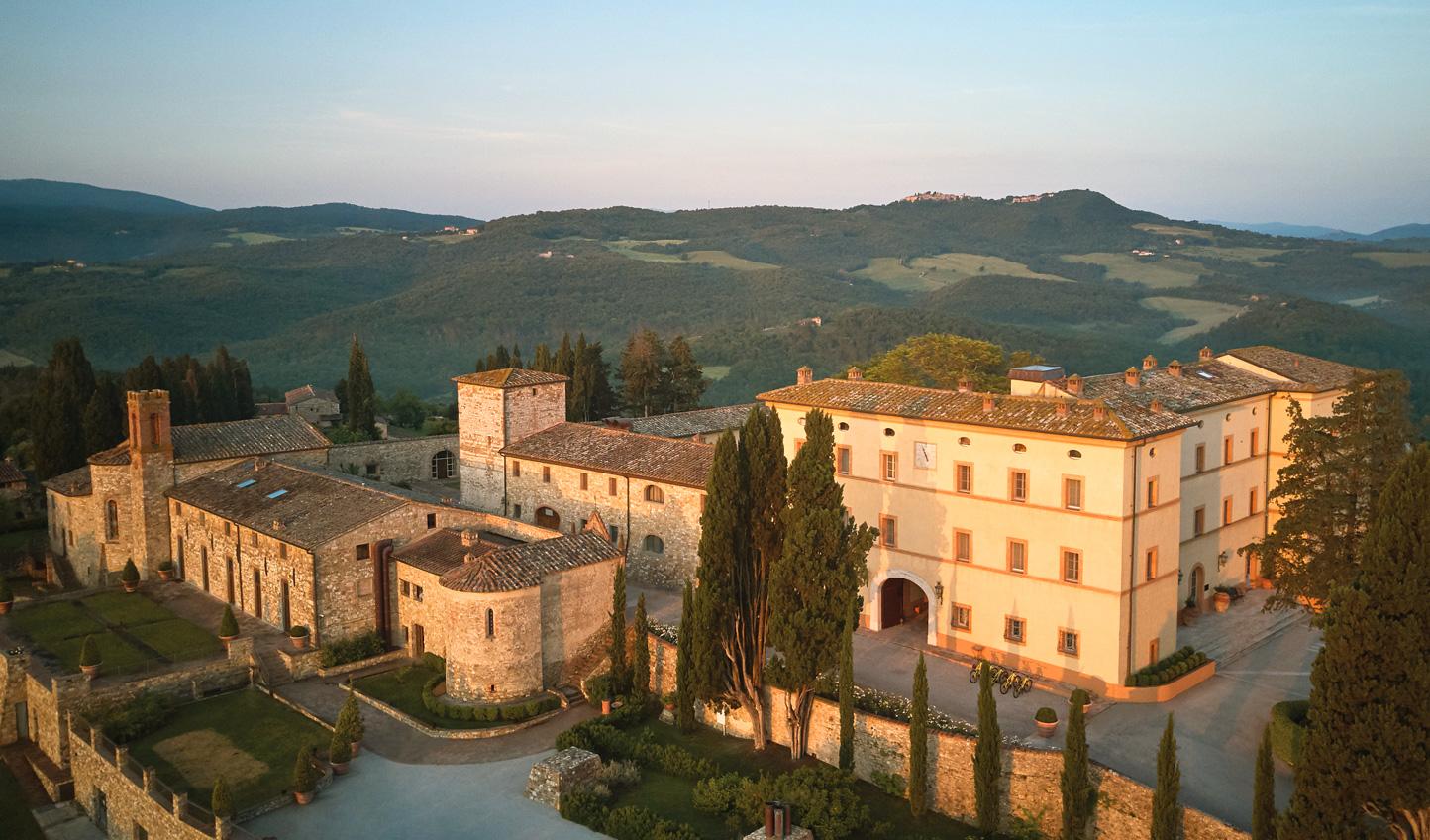 Your Tuscan hideaway awaits