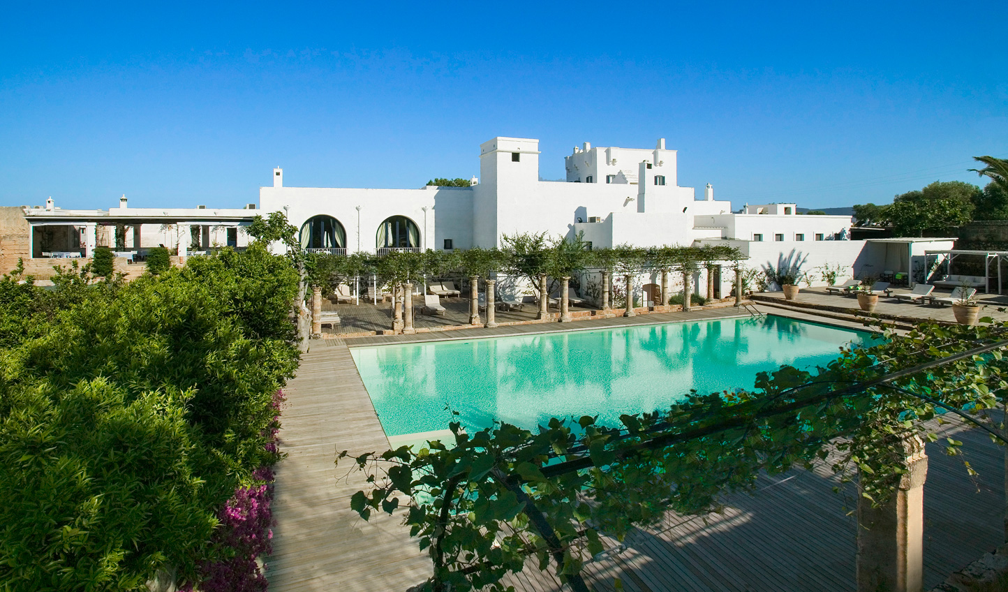 Find your home at Masseria Torre Maizza